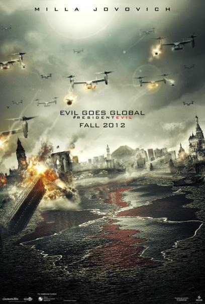SDCC '12: 'Resident Evil Retribution' Panel
