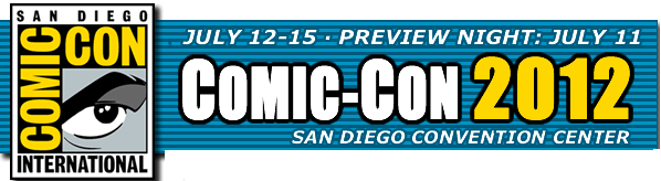 SDCC First Batch of Studios Confirmed for SDCC12 and Guess Who Made the Cut?