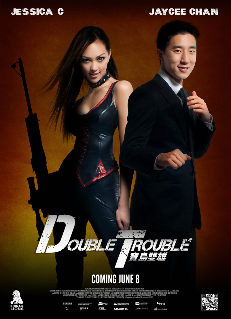 Movie Review: 'Double Trouble' Tries to be the Asian Version of Rush Hour