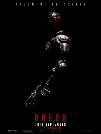 SDCC '12: 'DREDD' Review – Justice has Finally been served