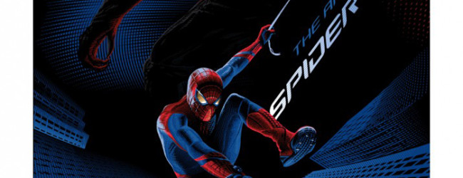 Get a Free 'The Amazing Spider-Man' IMAX/Mondo Poster at the Midnight Screenings Tonight!