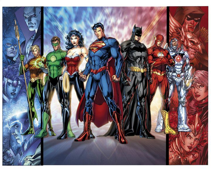 Rumor: No Cast, No Director, No Release Date, No problem! 'Justice League' has its Villain