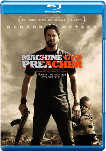 Blu-ray Review: 'Machine Gun Preacher' Doesn't Fulfill the Promise of Its Awesome Title