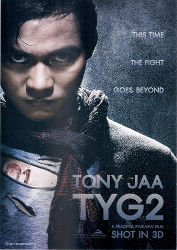 Tony Jaa is Back in the First Teaser Trailer for 'TOM YUM GOONG 2′