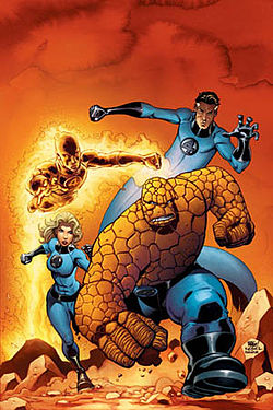 Is Marvel Planning to Sabotage Fox's Fantastic Four Reboot?