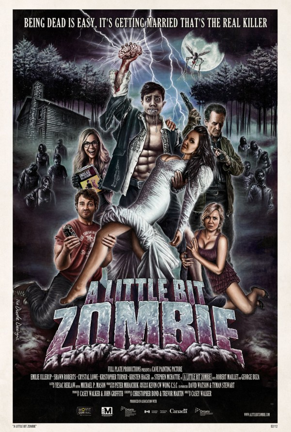 Fantasia 2012: A Little Bit Zombie Review