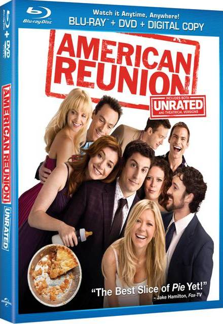 Blu-ray Review: American Reunion – The Gang's Stlil Got it