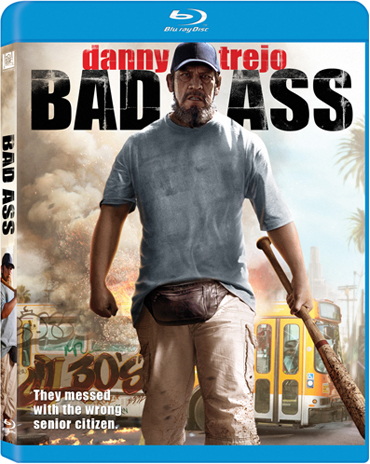 Blu-ray Review: 'Bad Ass' is Danny Trejo as a Bad Ass
