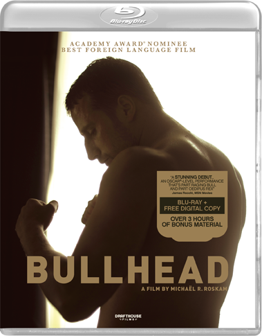 Blu-ray Review: 'Bullhead' is Tour de Force