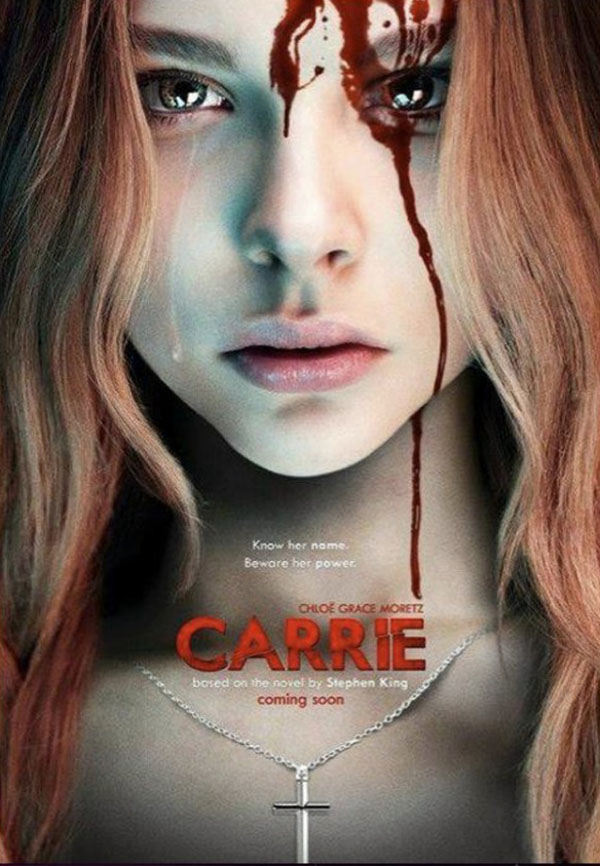 Everything We Know About 'Carrie' & Chloe Grace Moretz So Far