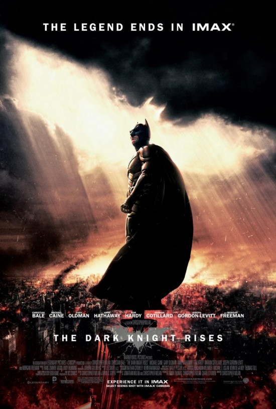 Dark Knight Rises IMAX KeepEm Coming! Three New The Dark Knight Rises Posters