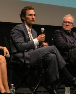 Exclusive Coverage of Lincoln Center 'Killer Joe' Q&A with Matthew McConaughey, William Friedkin, and More!