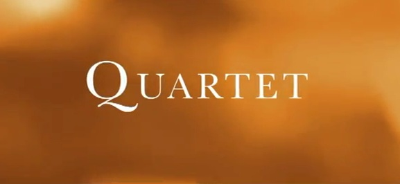 First Trailer for Old-Timer Dramedy, Quartet, Directed by Dustin Hoffman