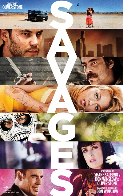 Movie Review: Oliver Stone Releases the 'Savages'