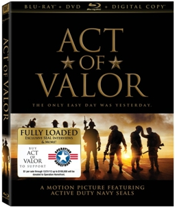 DVD Review: Act of Valor -Truth Through Fiction