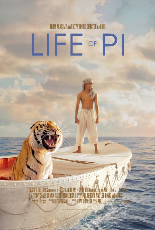 NYFF 2012: 'Life of Pi' Review