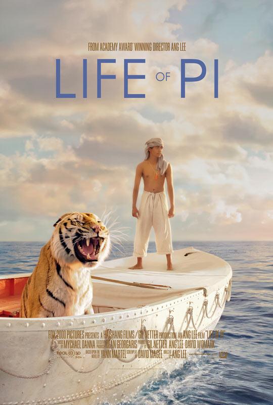 NYFF 2012: 'Life of Pi' Review