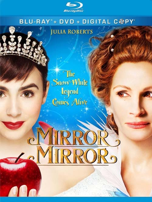 Blu-Ray Review: Mirror, Mirror