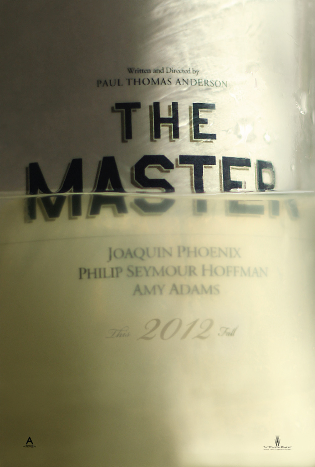 The Master (Theatrical Trailer) is revealed!