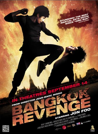 New Trailer and Poster 'Bangkok Revenge' Promises Plenty of Ass Whoopings