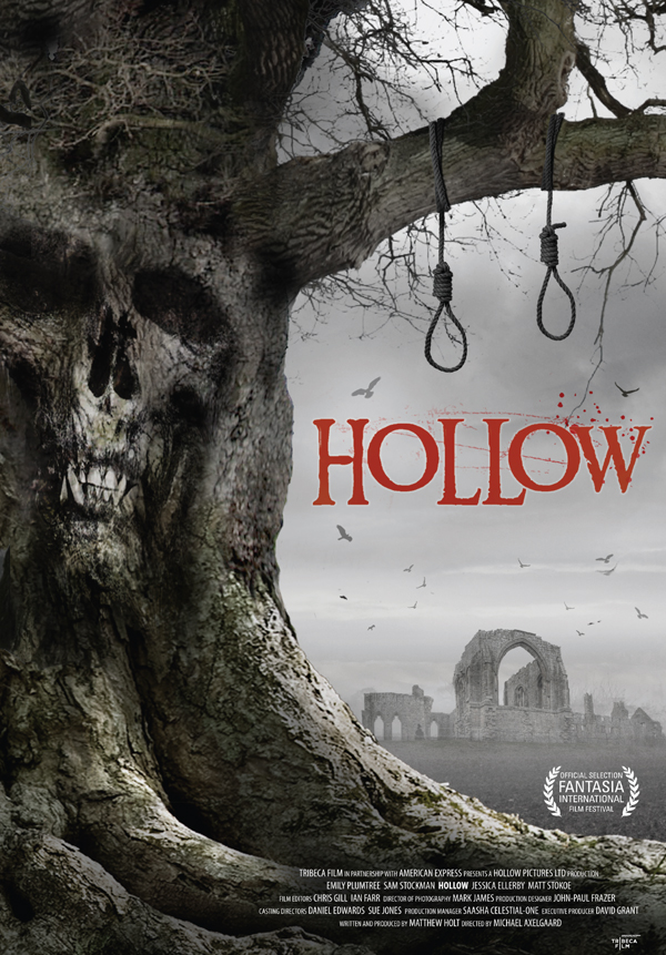 Poster and Creepy Trailer for Intriguing Found Footage Film 'Hollow'