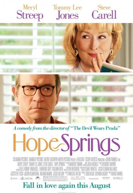 Movie Review: 'Hope Springs' is Utterly Wonderful