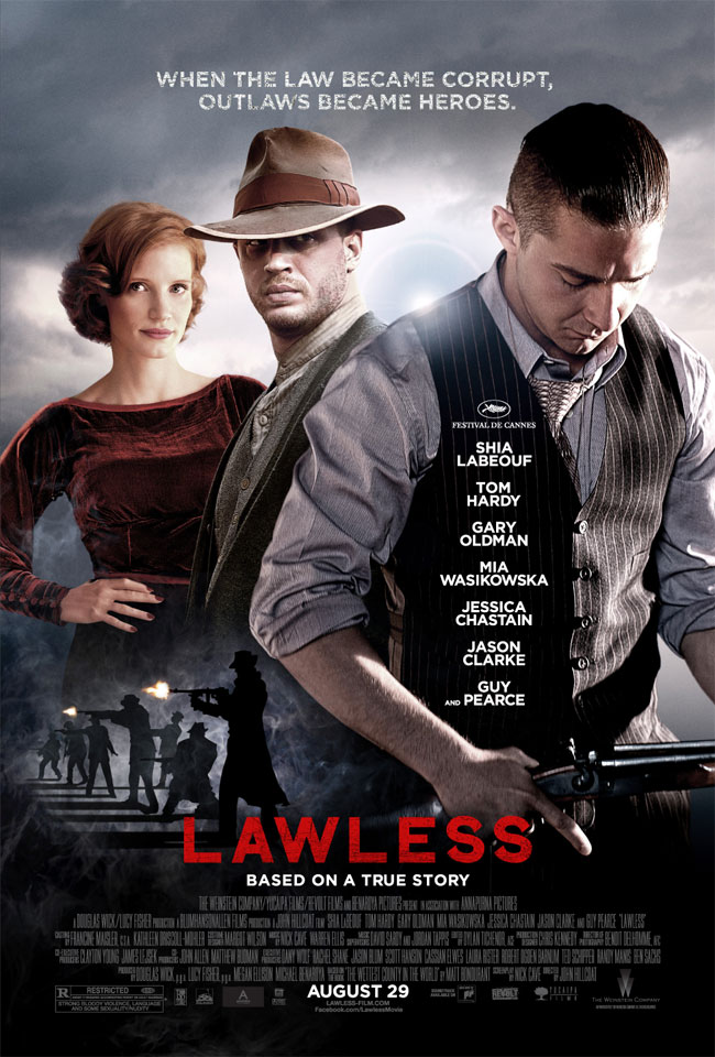 Movie Review: John Hillcoat's 'Lawless' is an Intense and Mesmerizing Crime Drama