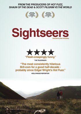 Trailer for Ben Wheatley's 'Sightseers' Quickly Descends into Comic Madness