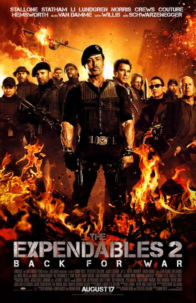 Movie Review: 'The Expendables 2′ Mostly Delivers on its Promises