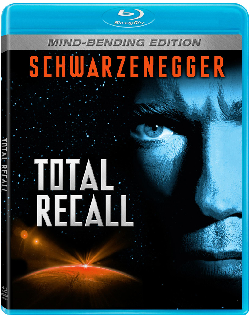 Blu-ray Review: Total Recall: Mind-Bending Edition