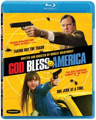 Blu-ray Review: God Bless America