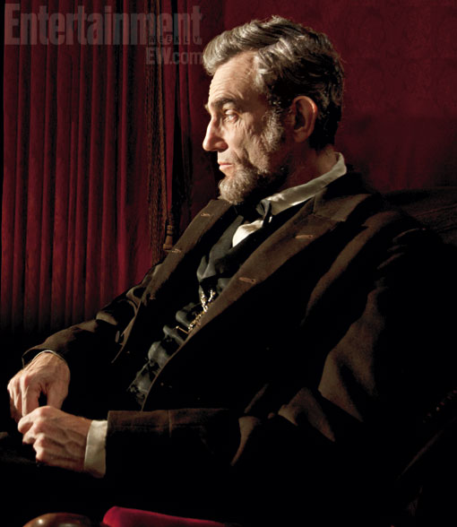 First Poster for Spielberg's 'Lincoln' is Crisp and Distinguished