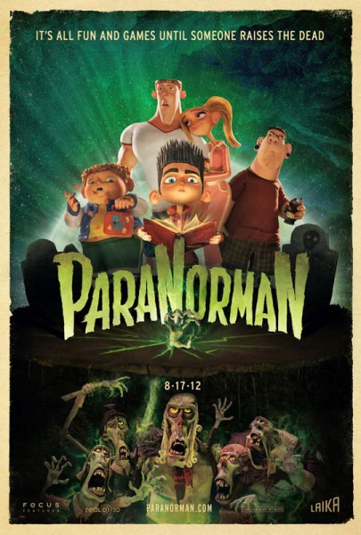 Movie Review: ParaNorman is Another Winner from Laika