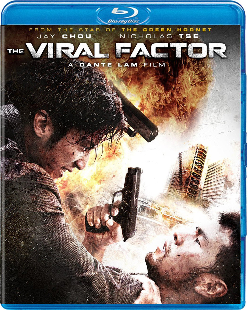 Blu-ray Review: Dante Lam's 'The Viral Factor'