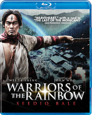 Blu-ray Review: Warriors of the Rainbow: Seediq Bale (Domestic Version)