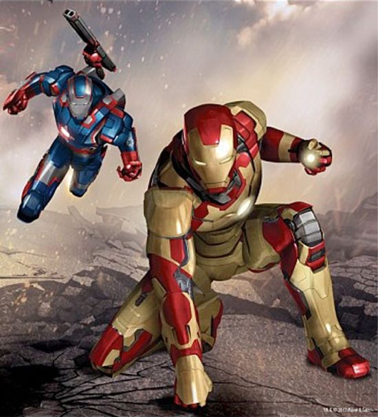 First Plot Synopsis for 'Iron Man 3′ and 'Thor: The Dark World' Released