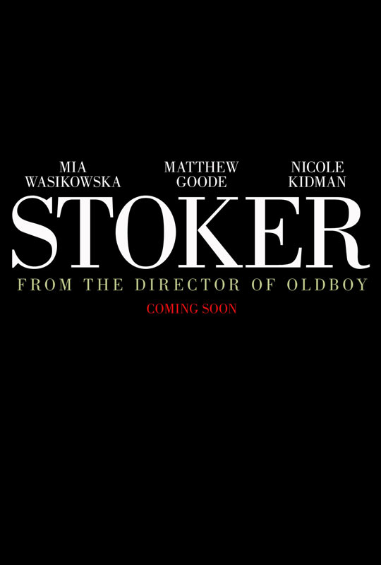 Trailer for Park Chan-wook's 'Stoker' will Tear You Apart