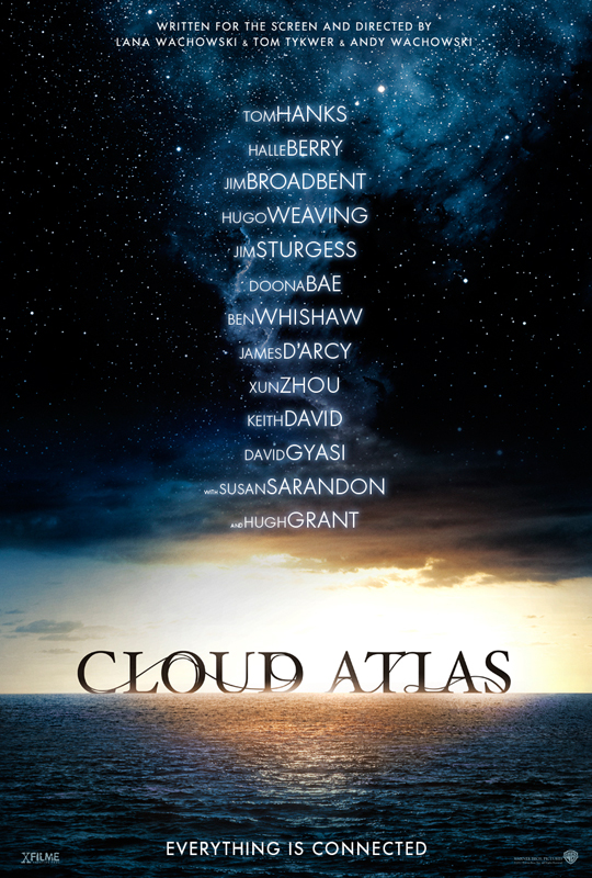 Movie Review: Cloud Atlas is Endlessly Entertaining