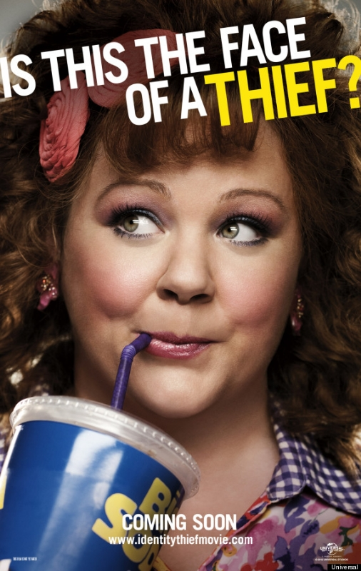 Melissa McCarthy is Back with Southern Swag in the 'Identity Thief' Trailer