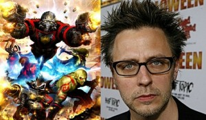 James Gunn Officially Set to Direct 'Guardians of the Galaxy' and Chris Evans wants in on 'Thor: The Dark World'