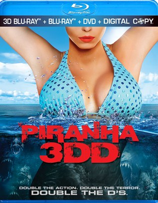 Blu-ray Review: 'Piranha 3DD' Doesn't Deliver on its Promises