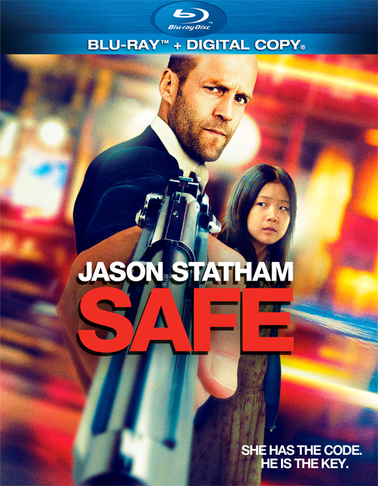 Blu-ray Review: 'Safe' is a Statham film You Won't Want to Miss