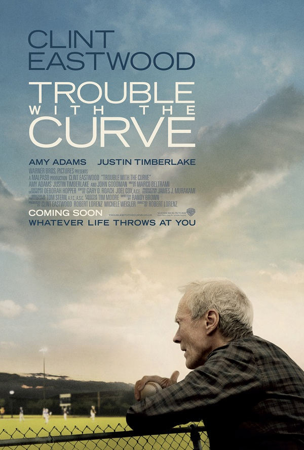 Movie Review: 'Trouble with the Curve' May Not Be 'Moneyball', But It's More Entertaining