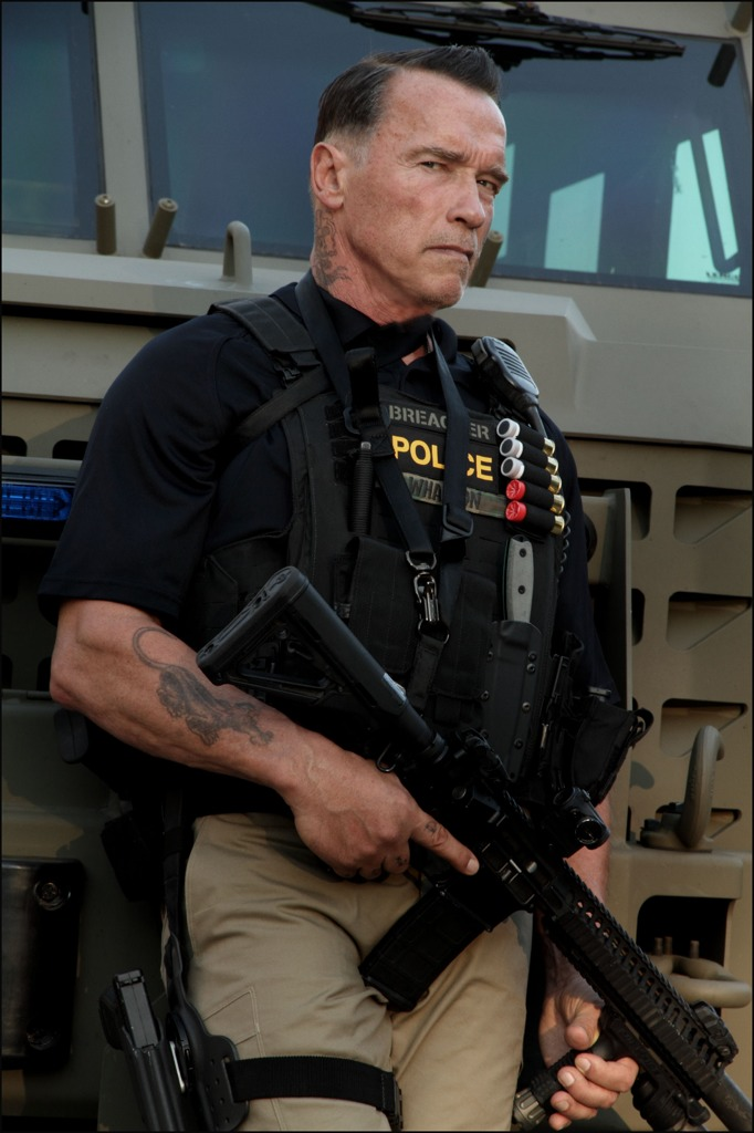 Schwarzenegger Looks Ready to Kick Some Criminal Ass in First Look Image from David Ayer's TEN