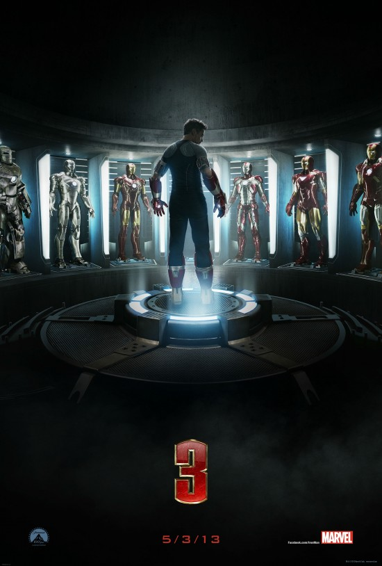Tony Stark gets Crushed in the first Trailer for 'Iron Man 3!'