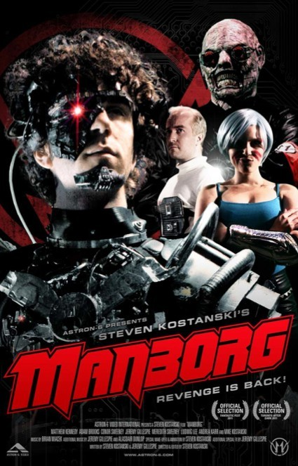 Movie Review: 'Manborg' Has the Makings of a Cult Classic