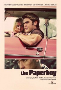 The Paperboy poster 202x300 NYFF 2012: The Paperboy Review