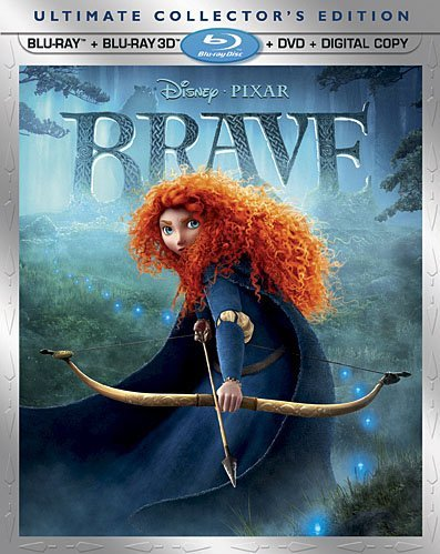 Blu-ray Review: 'Brave' is a Mature and Lavish Fairy Tale from the Good Folks at Pixar