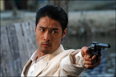 Johnny Nguyen to Enter the Gangster World of 'Chinatown'