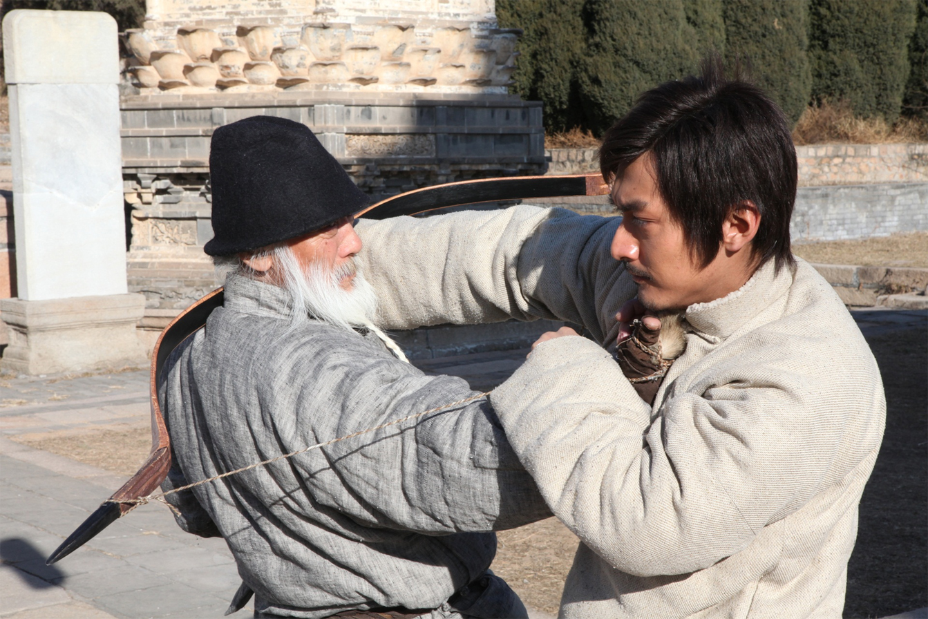 Judge Archer Trailer Displays Poise, Restraint and Authenticity in Martial Arts